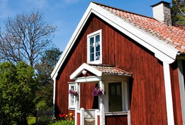 スウェーデンスタイル画像